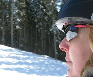 Sol y nieve, una combinación peligrosa