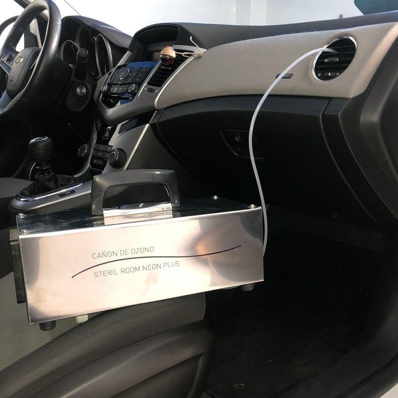 Oferta tratamiento de ozono + lavado 35€: Catálogo de Car Wash Alcorcón