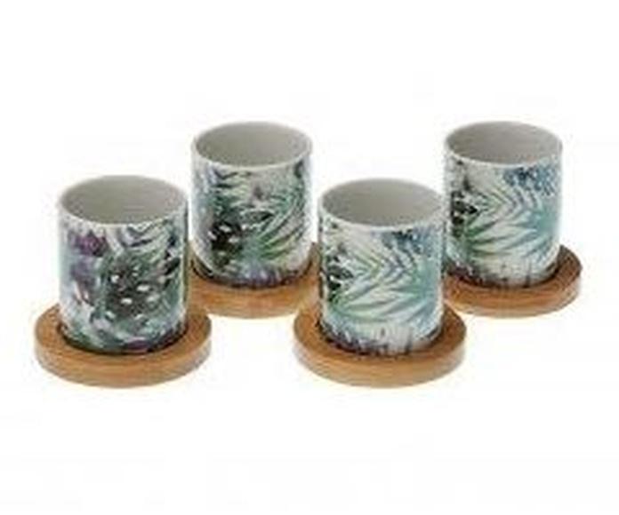 Juegos de vasos Colección tropical