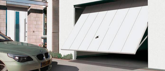 Portones de garaje: Servicios de Automatismos El Berrón