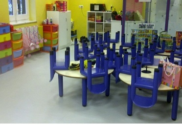 Mantenimiento de colegios, guarderías, centros sociales