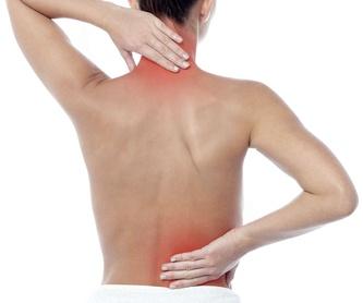 Osteopatía: Servicios de Fisioterapia Sada