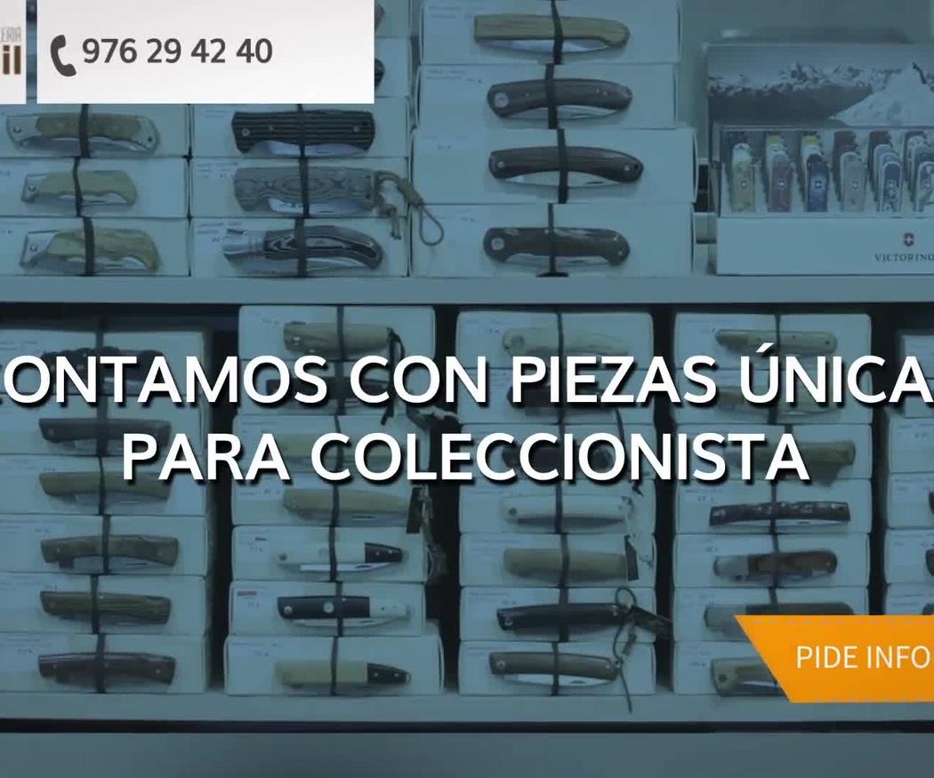 Cuchillos profesionales en Zaragoza | Cuchillería San Gil
