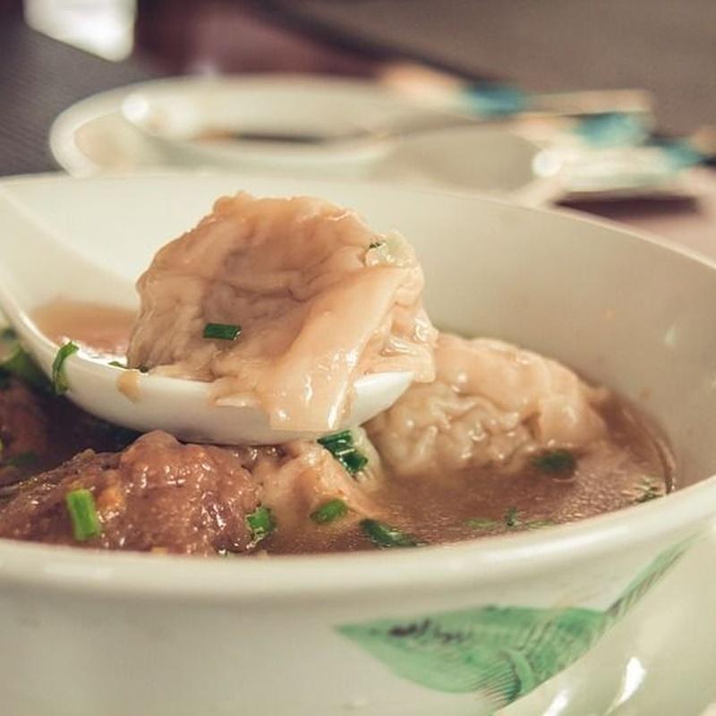 Sopa: Carta y Menús de Restaurante Tsuruma