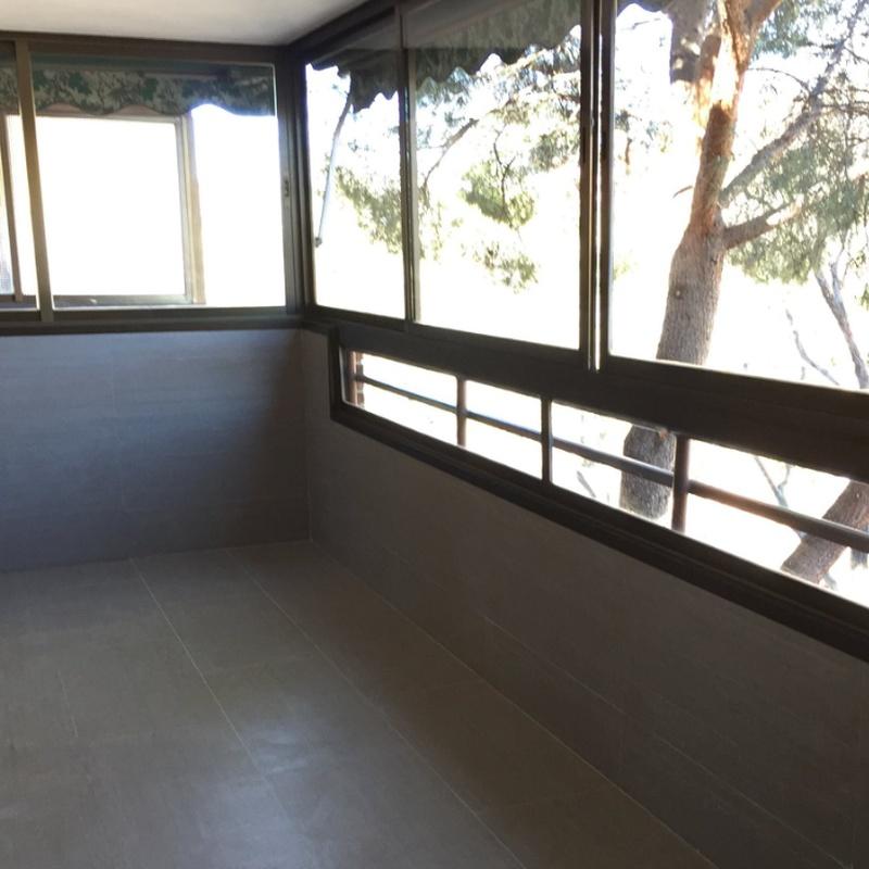 Cerramientos de terraza: Servicios de Paramentia