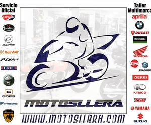 Taller de motos multimarca