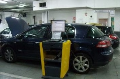Taller: Renault Grupo Aries Illescas