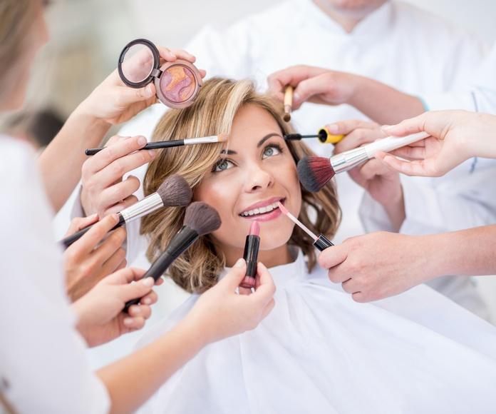 Maquillaje: Servicios de Ileapaindegia Mikel Larrañaga