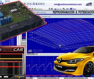 Reprogramación de Centralitas ECU para mejorar prestaciones motor