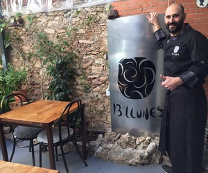Nuestro chef, Jaume Grau