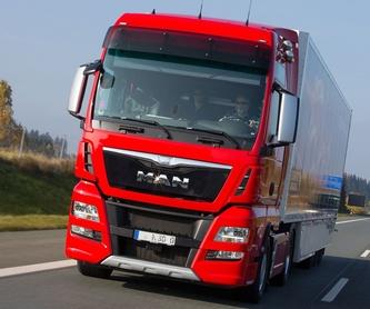 Alquiler de vehículos: Servicios de Gesticotrans