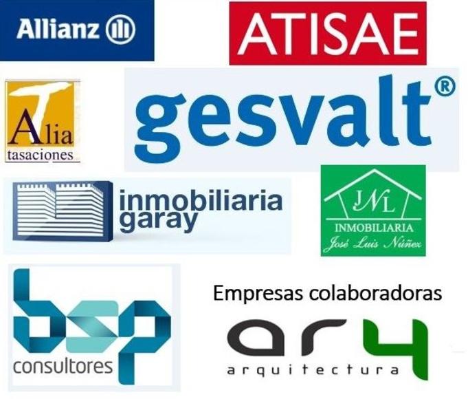 Empresas colaboradoras de AR4 Arquitectura