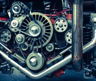 ¿Cuál es el proceso de reparación del motor?