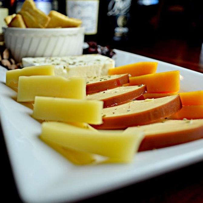 Algunos quesos típicos de Cantabria