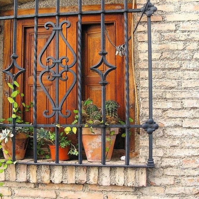 Tu casa más segura de una manera estética