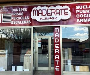 Maderate en Zaragoza