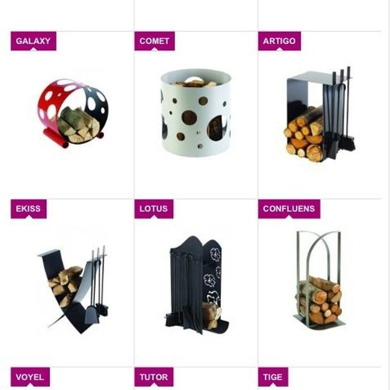 Portaleños: Catálogo de Chimeneas Ferrol
