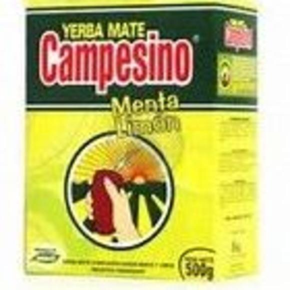 CAMPESINO MENTA Y LIMÓN: PRODUCTOS de La Cabaña 5 continentes