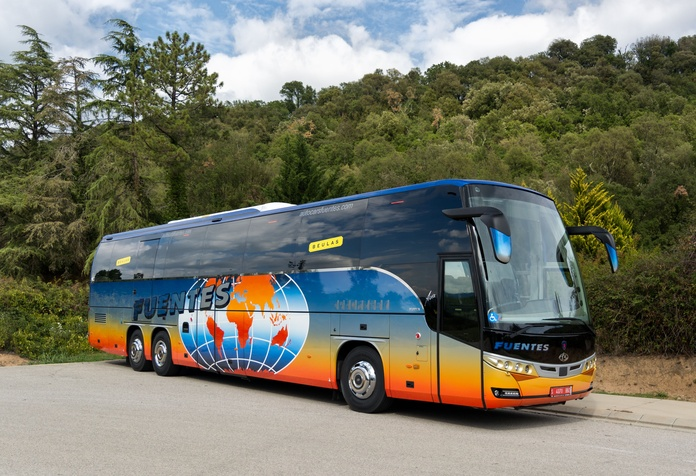 Tour operadores y agencias de viaje: Servicios de Autocars Fuentes