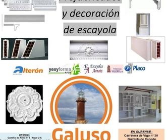 Cornisa CR 29-I: Catálogo de  Galuso
