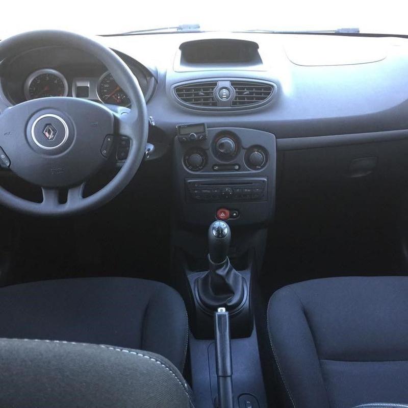 Renault Clio 1.5DCI 75 CV:  de Ocasión A Lagoa