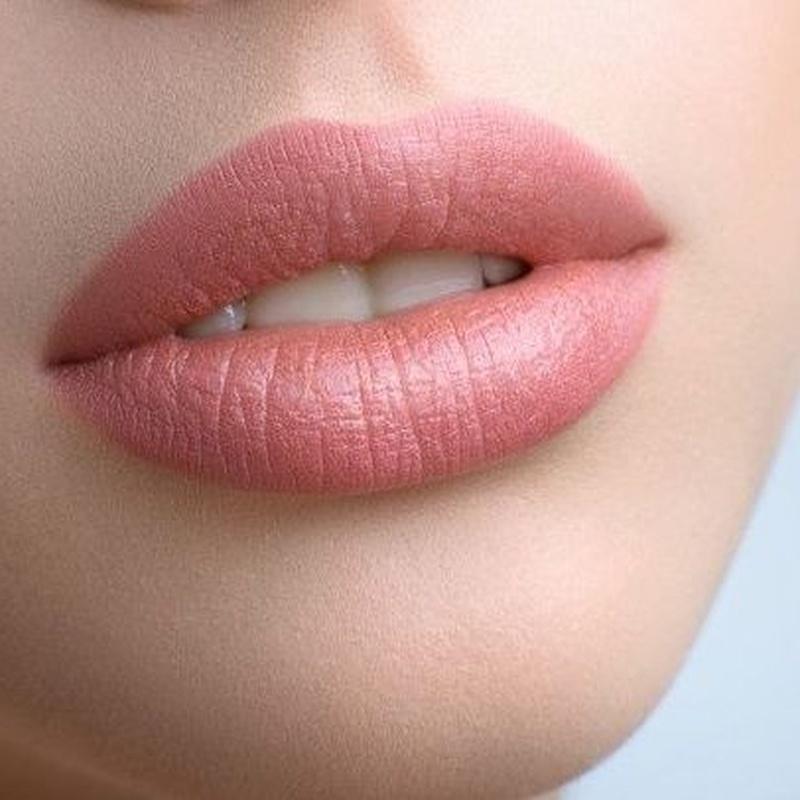 Micro de labios