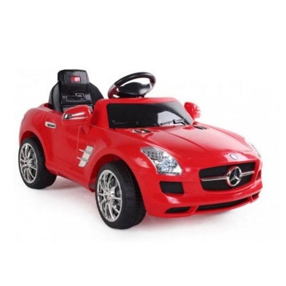 Mercedes SLS rojo