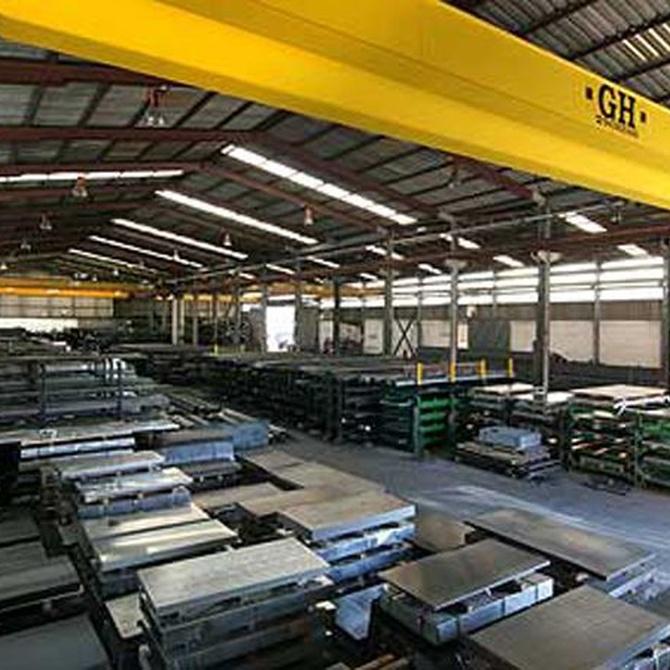 Seguridad: ¿acero o aluminio?