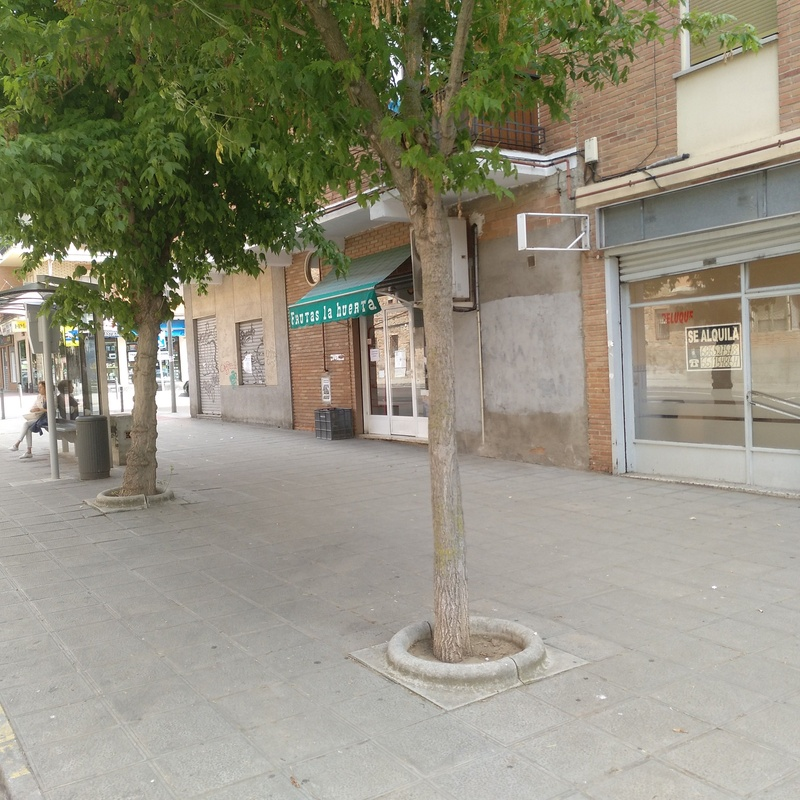 Alquiler local comercial C/ Gante