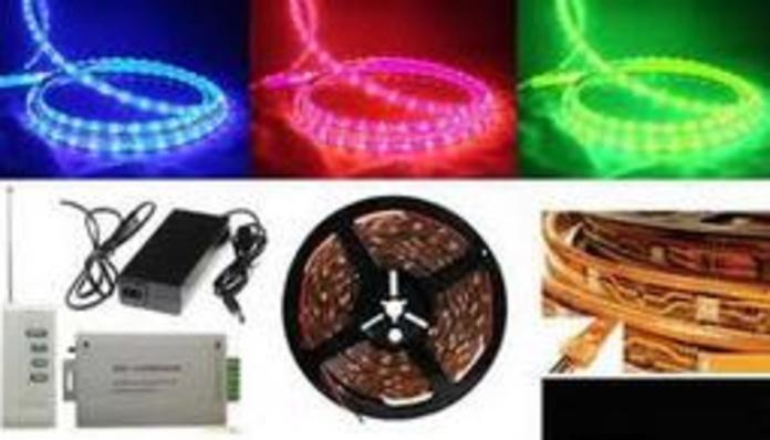 5.ROLLO LED RGB.: PRODUCTOS de El Búho | Iluminación en Barcelona