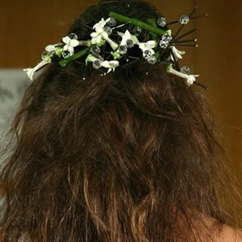 Tocados : Productos de Flores Madrid