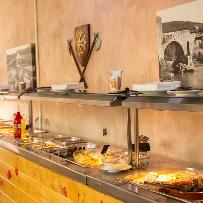 Buffet Libre: Nuestros servicios de Buffet Lliure Castell de Besalú