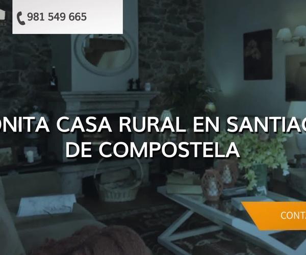 Casa rural en Santiago de Compostela | A Casa Da Torre Branca