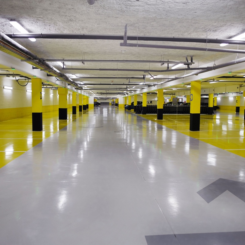 Limpieza de garajes: Servicios de Limpiezas Galaecia