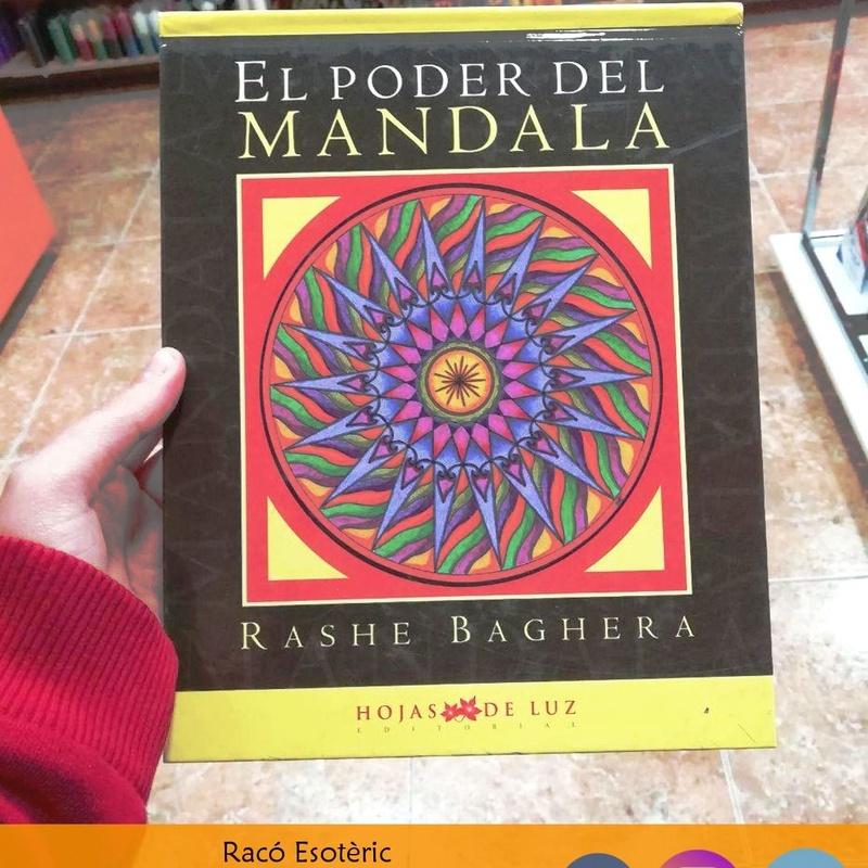 Libro: El poder del mandala: Cursos y productos de Racó Esoteric Font de mi Salut