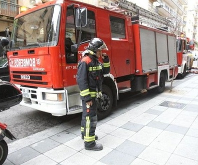 BOMBEROS AYUNTAMIENTO DE SALAMANCA: OFERTADAS 13 PLAZAS
