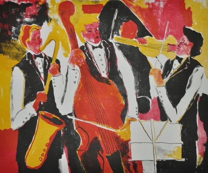 Jazz cuarteto: Catálogo of X Amor Al Arte