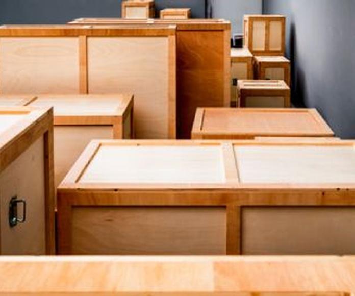 Obras de arte: Servicios de Embalajes Cubix, S.L.