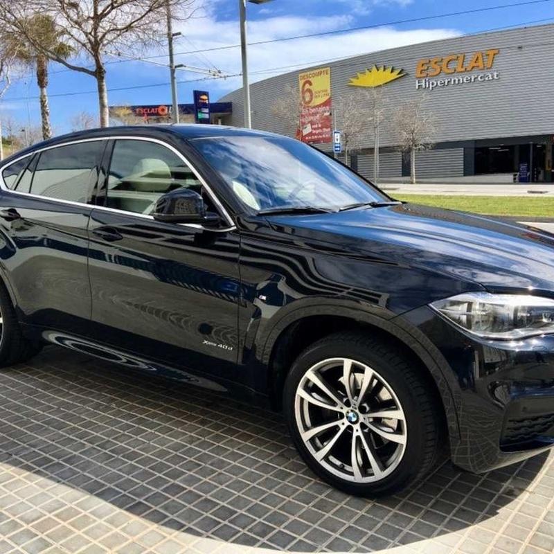 BMW X6 4.0D Xdrive: Servicios de CONCESIONARIO MEL`S