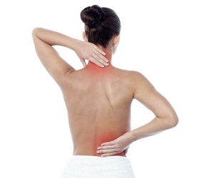 Masajes de espalda terpéuticos