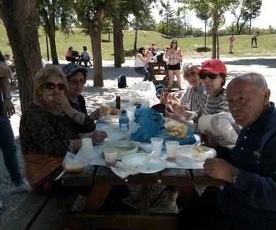 Excursiones Centro de Día para Mayores Doctor Espina