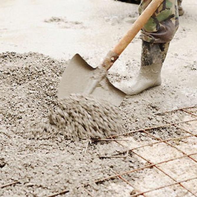Los beneficios del hormigón en la construcción