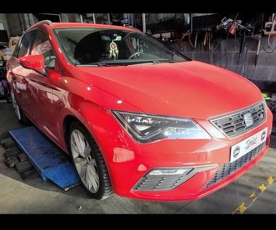 Seat Leon 5F ST - Strongflex & Powerflex