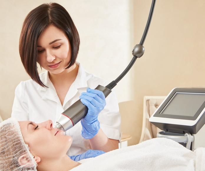 Antiarrugas: Servicios de Estética Cumbrera