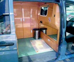 Transformación de furgonetas vivienda Pamplona
