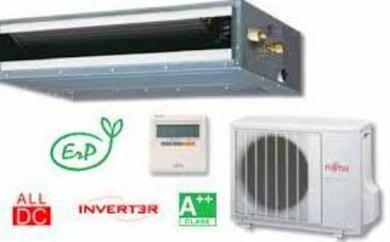 Maquinas de aire acondicionado por conductos