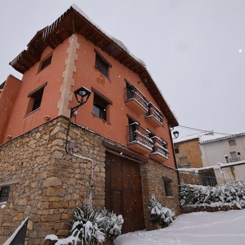 Tarifas: Alojamiento rural de El Castillo de Celia