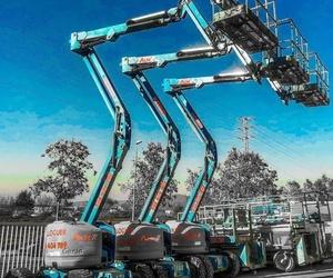Plataformas de Brazo Articulado (Diesel y Eléctrico)
