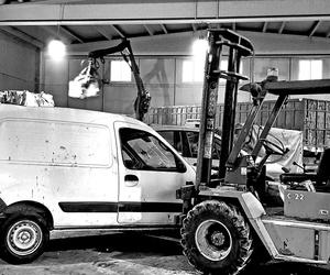 Vehículos y maquinaria industrial