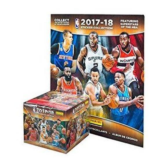 Coleccion NBA 2017/18
